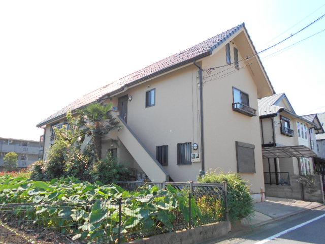 増島邸外観写真
