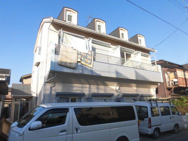 フレンドハウス西国分寺外観写真