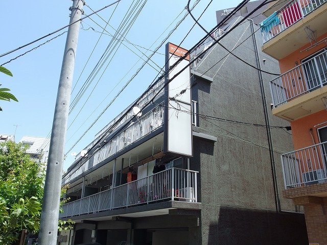 テクノピア立川外観写真