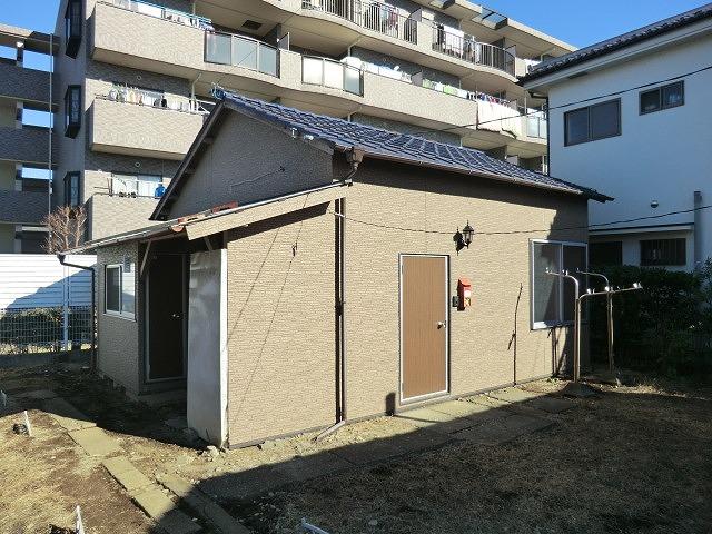 富士見町貸家3号棟外観写真