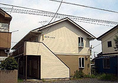リバーハイム栄町外観写真