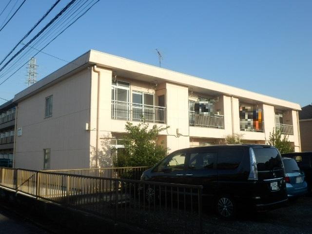 レジデンス富士見平外観写真