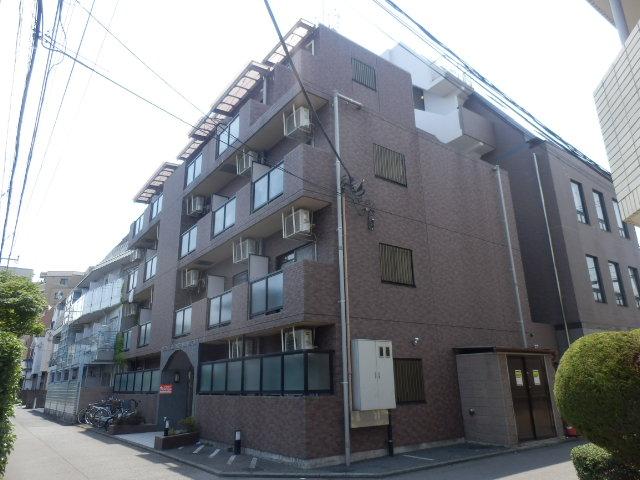 立川N&Sマンション外観写真