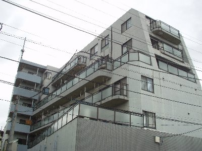 白鳥第五ビル外観写真