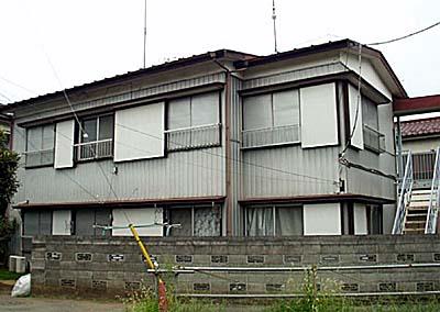 北戸荘外観写真