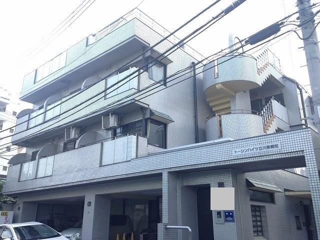 トーシンハイツ立川柴崎町外観写真