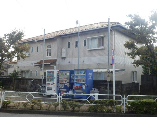 カーサ森弐番館外観写真