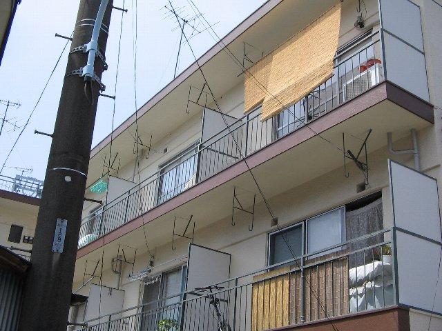 コーポヤジマ2号棟外観写真