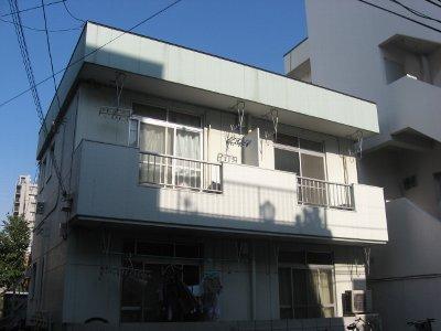 第二祥栄荘外観写真