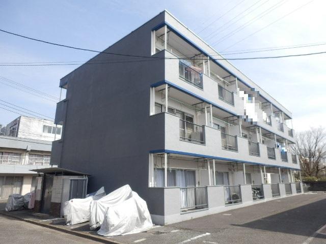 松村グランドコーポ外観写真