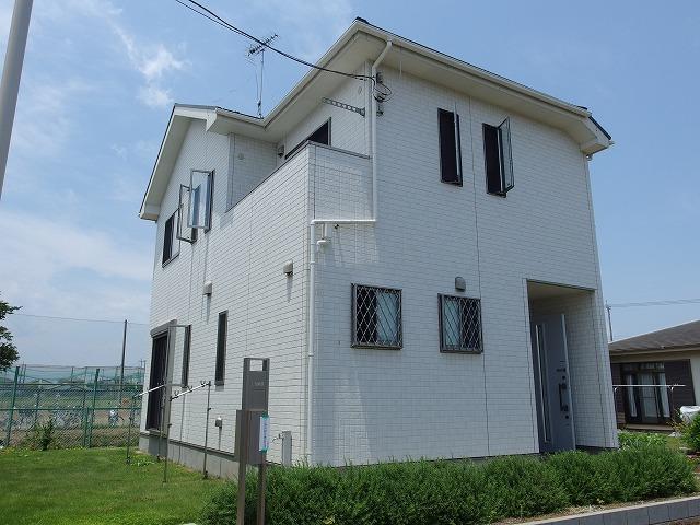砂川町テラスハウス2外観写真