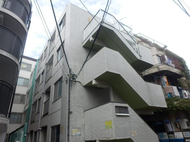 アパートメント石原外観写真