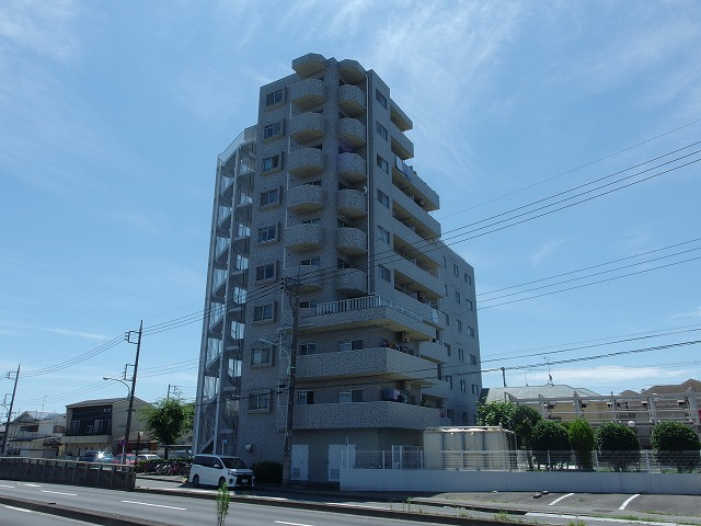 ライオンズマンション昭島第2外観写真