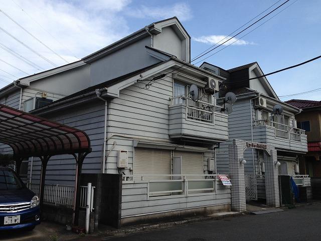 ヒューチャーハイム昭島外観写真