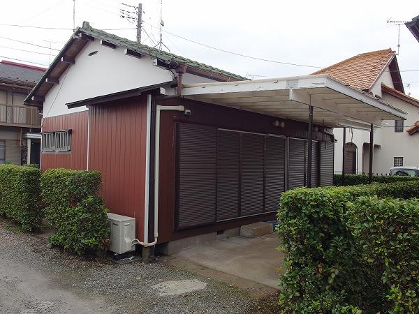 周東貸家(北側)外観写真