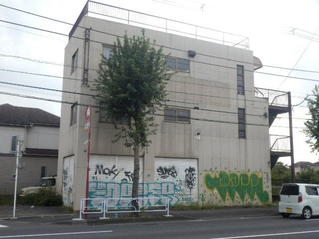 新青梅街道岩谷第3ビル外観写真