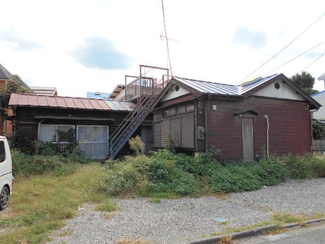 高松町1-15-16貸家外観写真