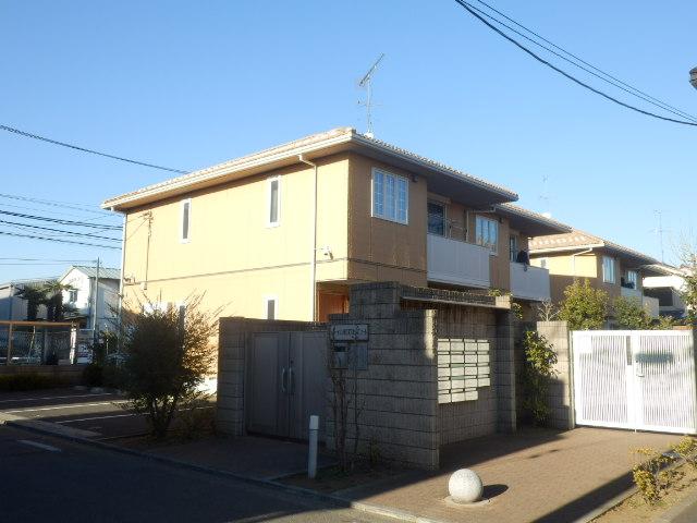 シャーメゾンMUKUROJIコートA棟外観写真