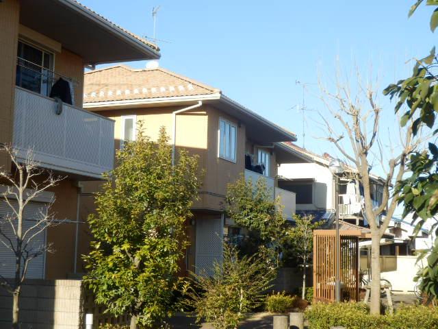 シャーメゾンMUKUROJIコートB棟外観写真