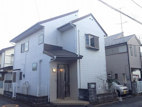 和田美堀町貸家外観写真