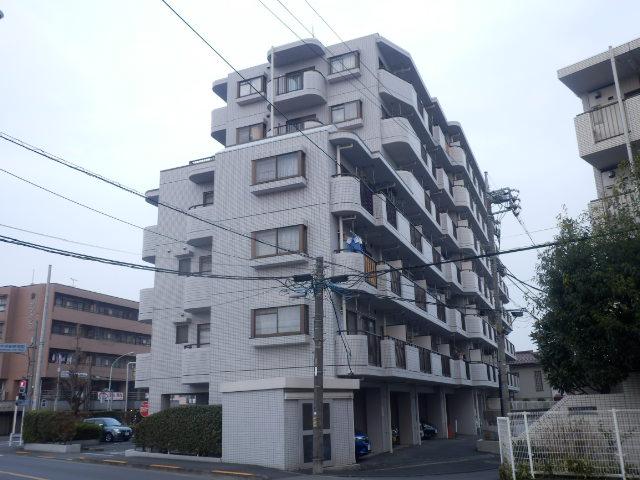 三協・寿崎グリーンコート福生外観写真