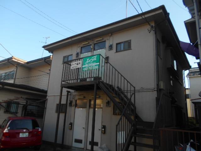 ハイツ富井外観写真