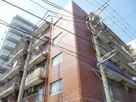 ライオンズマンション神奈川新町外観写真