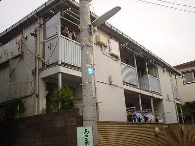 コーポ長谷川高円寺外観写真