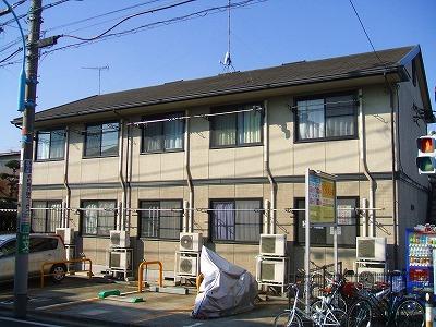 トーシンコーポ上井草外観写真