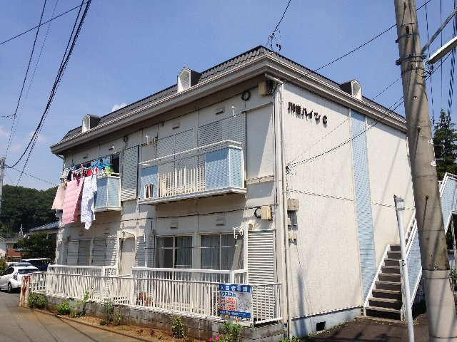 川幡ハイツC外観写真