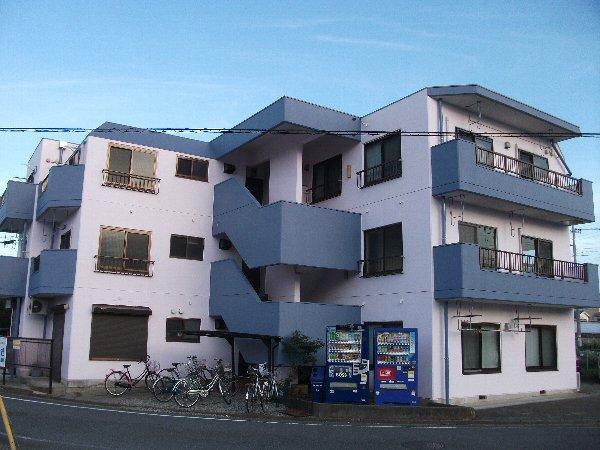 第2石川コーポラス外観写真