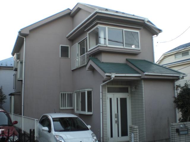 石川町貸家外観写真