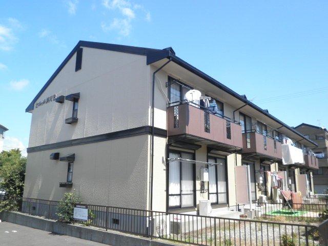 セジュール渋川 B棟外観写真