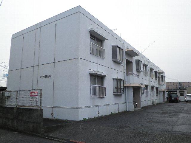 コーポ瀬名川外観写真