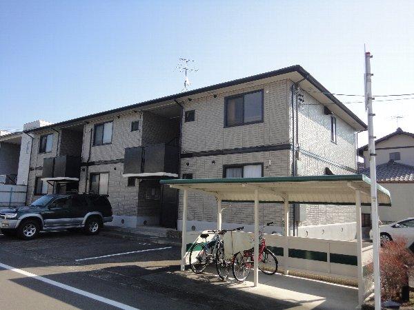 フォーエバー八坂Ⅱ外観写真