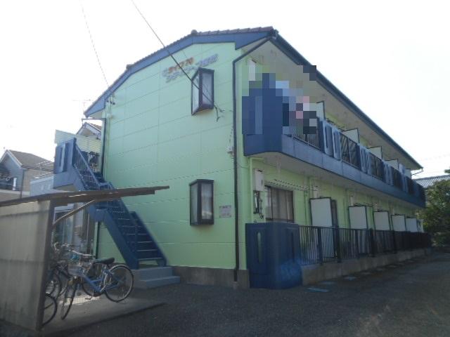 シティコープ桜橋外観写真
