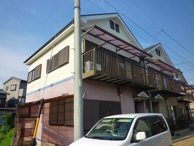 西瀬名戸建て3外観写真