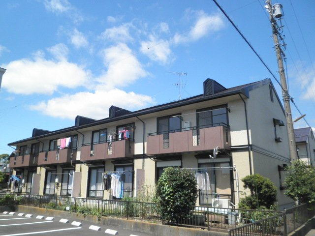 セジュール渋川A棟外観写真