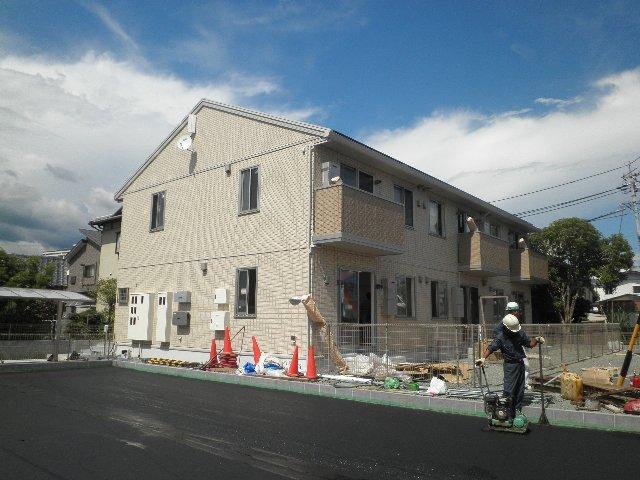 グリーンハイツ八坂東外観写真
