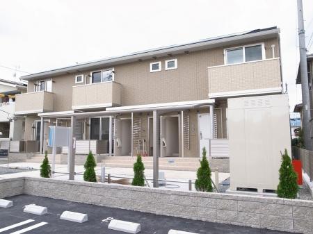 仮)D-room瀬名川2丁目Ⅱ外観写真