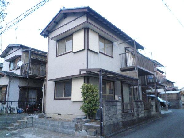 飯田戸建て外観写真