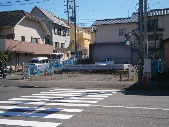 草薙杉道新築外観写真