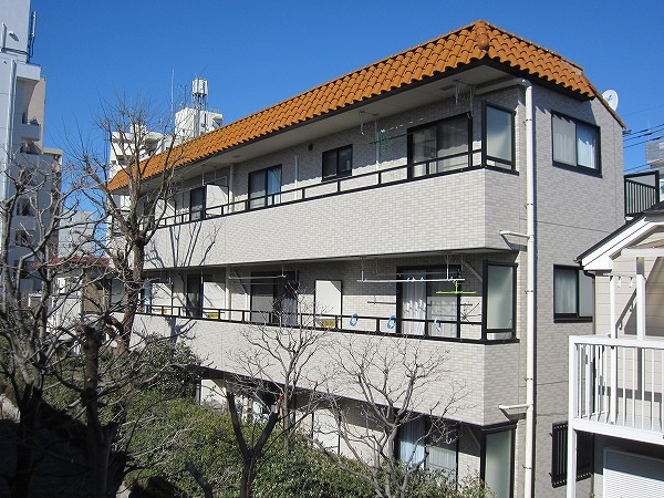 ソレイユ多摩川外観写真