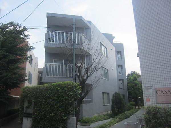 塚本アパートメント外観写真