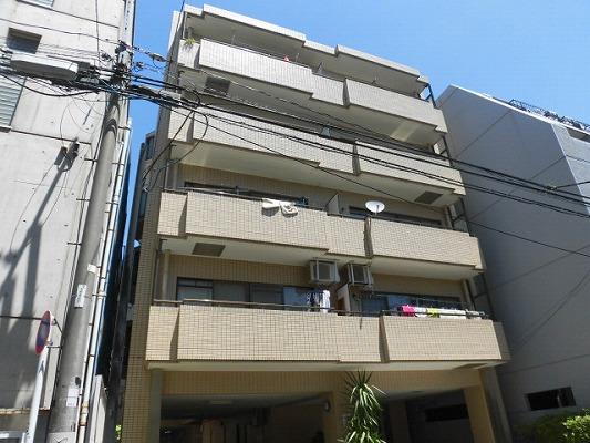 グレイスコート京王多摩川外観写真