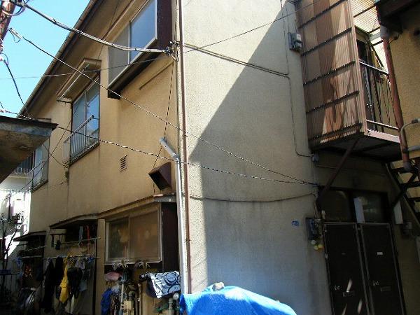 第2長栄荘外観写真