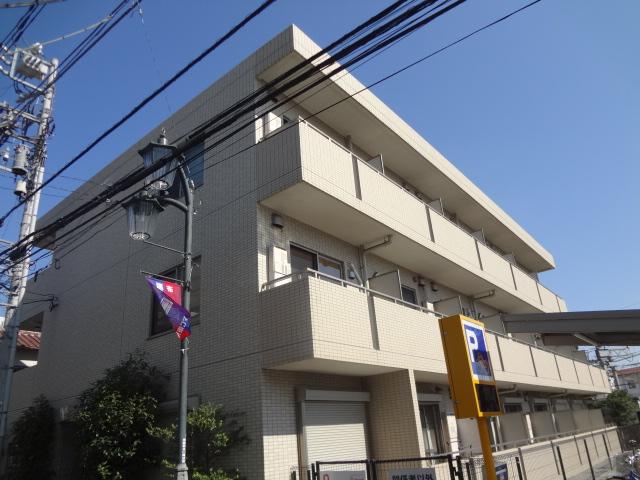ルピナスコート柴崎外観写真