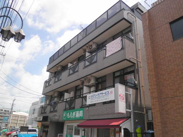 タウンハイツ稲田堤外観写真
