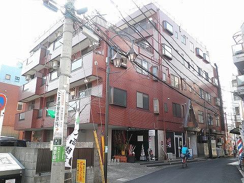 ドメス稲田堤ビル外観写真