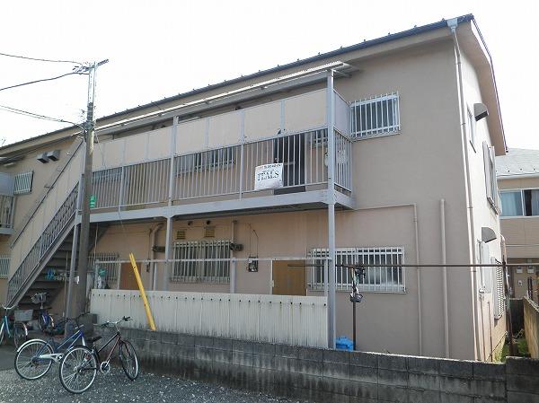 第2コーポ平田外観写真